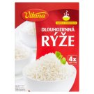 Vitana Peeled Long Grain Rice 4 x 100g