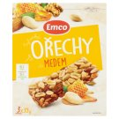 Emco Nut Bars Nuts and Honey 3 x 35g