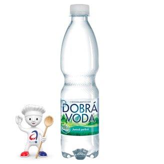 Dobrá voda Lightly Carbonated Water 0.5L