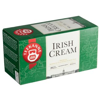 TEEKANNE Irish Cream, Flavoured Black Tea, 20 Bags, 33g