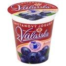Mlékárna Valašské Meziříčí Smetanový jogurt z Valašska borůvka 150g