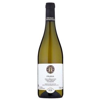 Vinné Sklepy Lechovice Pálava víno s přívlastkem výběr z hroznů polosladké bílé 750ml