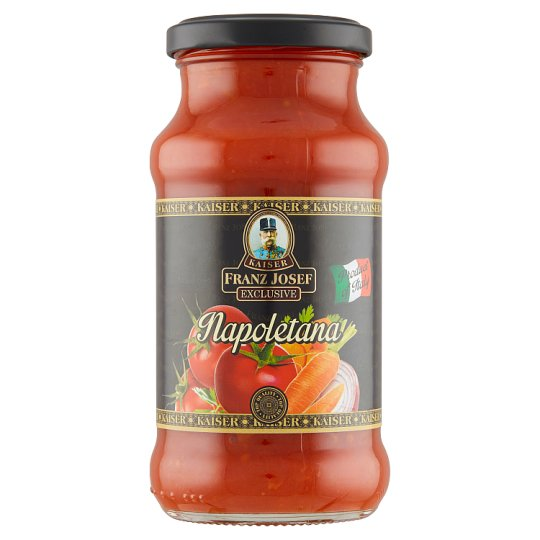 Kaiser Franz Josef Exclusive Napoletana Tomato Sauce with Vegetable 350g