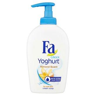 Fa Greek Yoghurt Almond krémové mýdlo 250ml