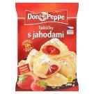 Don Peppe Taštičky s jahodami 500g
