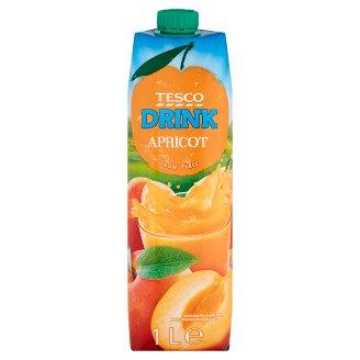 Tesco Nápoj z meruňkového pyré 1l