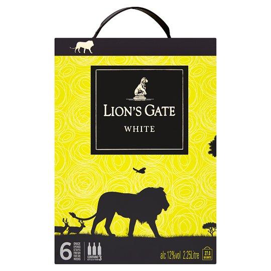Lion's Gate Bílé víno 2,25l