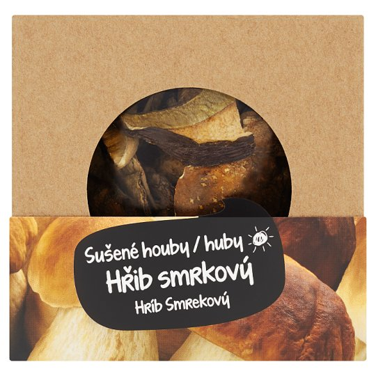 České Houby Hřib smrkový sušené houby 30g
