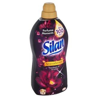 Silan Aromatherapy Patchouli Oil & Lotus 74 praní 1850ml