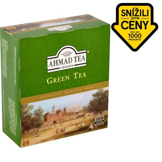 Ahmad Tea Green Tea 100 x 2g