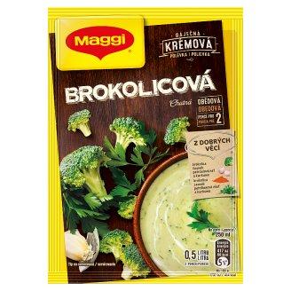 MAGGI Creamy Broccoli Soup Bag 48g