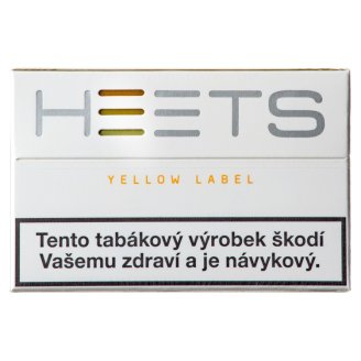 Heets Yellow Label náplně do IQOS 20 ks
