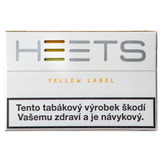 Heets Yellow Label Refills to IQOS 20 pcs