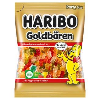 Haribo Goldbären želé s ovocnými příchutěmi 1kg