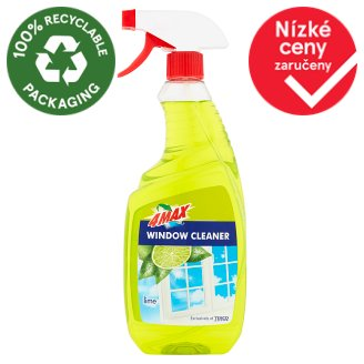 4MAX Lime Window Cleaner 750ml