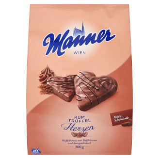 Manner Waffles with Creamy Filling 300g