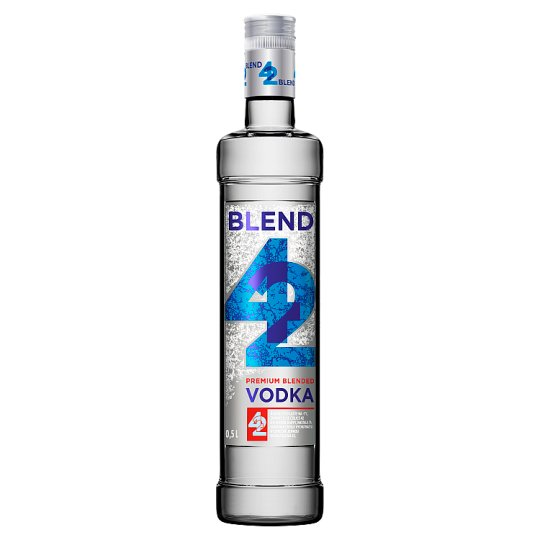 Blend 42 Vodka 0,5l