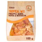 Tesco Tropical Mix 100g