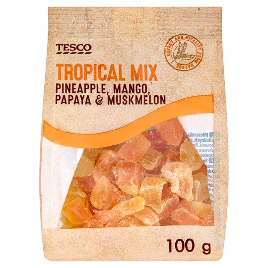 Tesco Tropical mix 100g