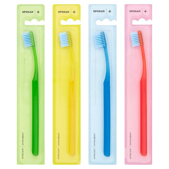 Spokar Plus Toothbrush 3428 Extra Soft