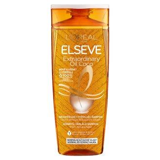 L'Oréal Paris Elseve Extraordinary Oil nezatěžující vyživující šampon 400ml