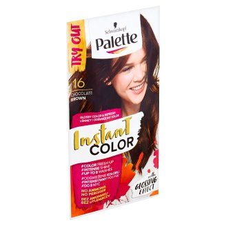 Schwarzkopf Palette Instant Color barva na vlasy Čokoládově hnědý 16
