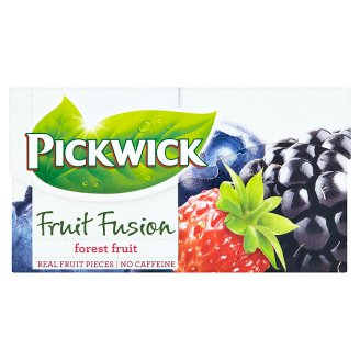 Pickwick Fruit Fusion Forest Fruit 20 x 2g