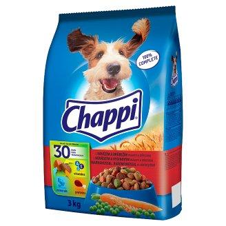Chappi S hovězím a drůbežím masem a zeleninou 3kg