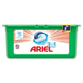 Ariel 3in1 Pods Washing Capsules Sensitive Gentle Formula 28 Washes