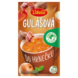 Vitana Do Hrnečku Instant Goulash Soup 18g