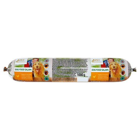 Tesco Pet Specialist Dog Food Salami with Chicken 1000g