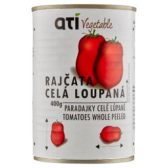 Ati Vegetable Whole Peeled Tomatoes 400g