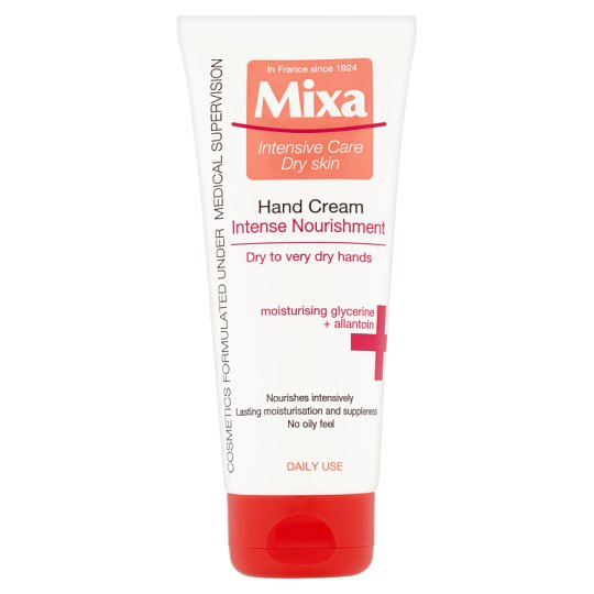 Mixa Intensive Care Dry Skin Intensive Nourishing Hand Cream 100ml