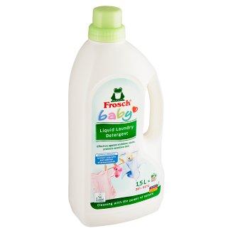 Frosch Baby Prací prostředek na kojenecké prádlo 21 praní 1,5l