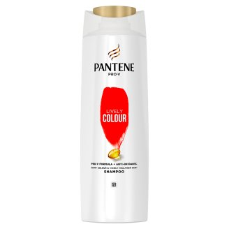 Pantene Pro-V Lively Colour Šampon 400 ml, Na Barvené Vlasy