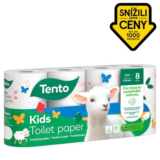 Tento Kids toaletní papír 8 rolí