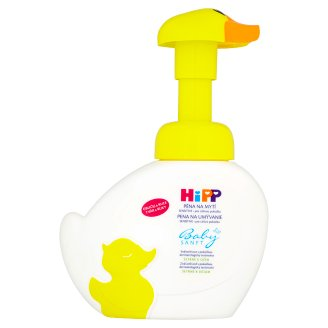 HiPP Babysanft Sensitive Foam on the Wash 250ml