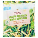 Tesco Yellow and Green Whole Beans Mix 450g