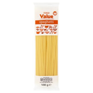 Tesco Value Špagety 500g