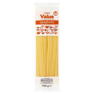 Tesco Value Spaghetti 500g