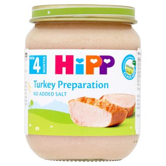 HiPP Bio krůtí maso 125g