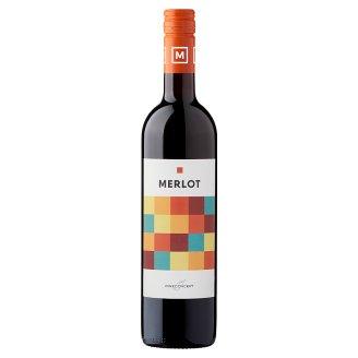 Wine Concept Egri Merlot klasické červené suché víno 0,75l