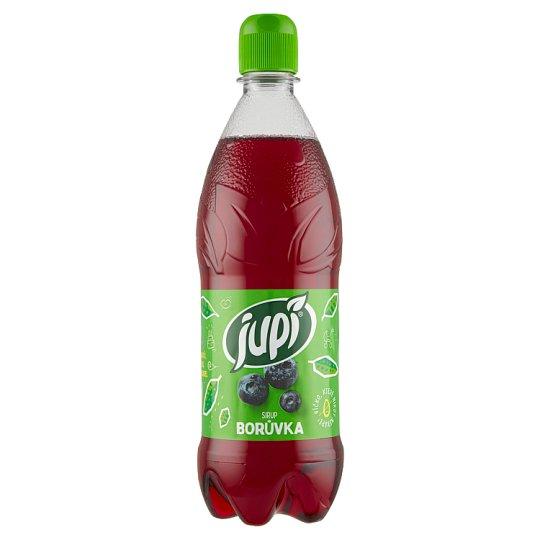 Jupí Sirup borůvka 0,7l
