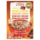 Tesco Instant Oatmeal with Chocolate 4 x 65g
