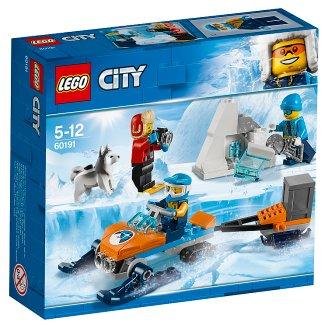 LEGO City Arctic Expedition Průzkumný polární tým 60191