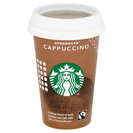 Starbucks Cappuccino 220ml