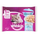 Whiskas Casserole Fish Selection in Jelly 4 x 85g