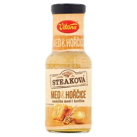 Vitana Steak Sauce Honey and Mustard 250ml