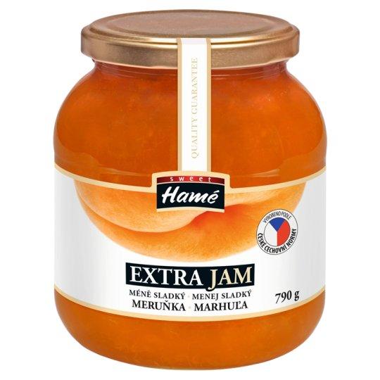 Hamé Sweet Extra Jam Apricot, Less Sweet 790g