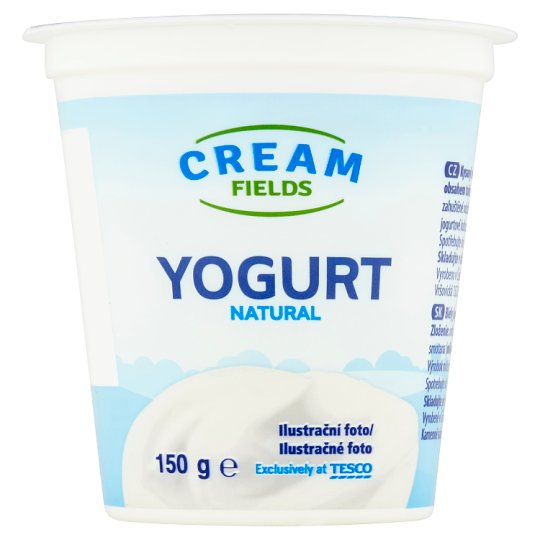 Cream Fields Yogurt Natural 150g